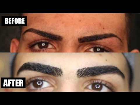 Grow Your Eyebrows Fast   Salih's World