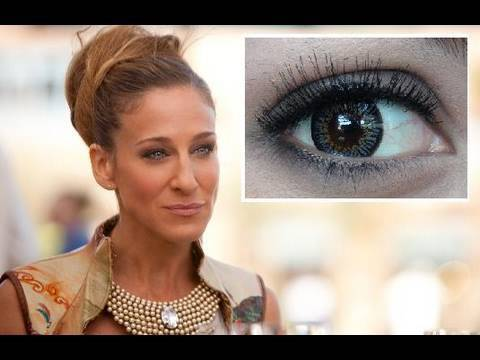 Sex and the City 2 - Carrie Bradshaw Inspired Makeup Tutorial