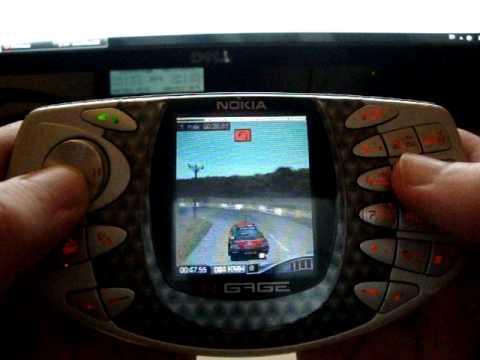 Games Car Nokia