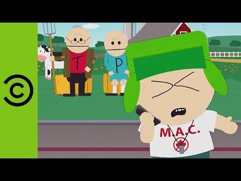 Kyle Embraces His Inner Millennial | South Park
