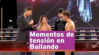 ¡Los 5 momentos más tensos de Bailando!