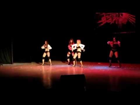 Strip Dance (Стриптиз) - выступление в г. Мытищи, Айседора