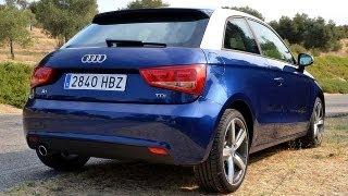 Audi A1 1.6 TDI 105 CV - Prueba