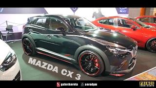 Mazda CX 3 2017 Modified Specs