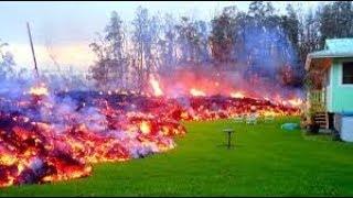 Hawaii Volcano Eruption Continues