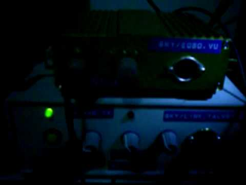 FRN Gateway 2 Interface Vu-meter and Vox Interface.AVI