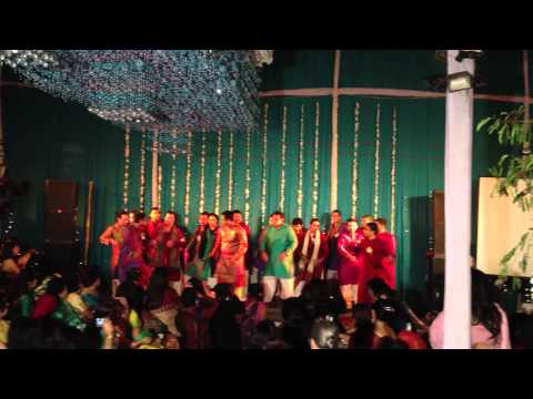 Bengali Holud Dance Sexy And I Know It video