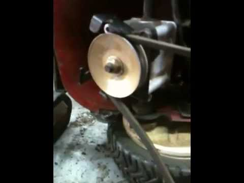 LAWNMOWER REPAIR: TORO LAWN MOWER TRANSMISSION REPAIR AND DIAGNOSIS