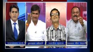 kisan sucide in madhya pradesh debate with jai prakash sharma india news