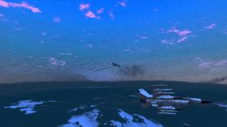 Grand Theft Auto 5 (GTA 5). Trevor Falls 30,000 Feet Without A Chute & SURVIVES!!!. HD 1080p