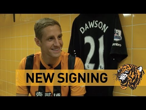 New Signing | Michael Dawson