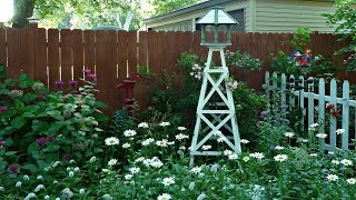 Do it yourself! 30 ideas for garden decoration