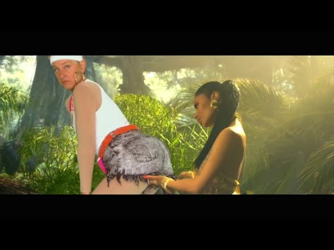 Ellen's Anaconda Video!