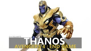 S.H.Figuarts Thanos - Avengers : End Game (Unbox&Review)