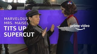 "The Marvelous Mrs. Maisel | ""Tits Up"" Compilation 
