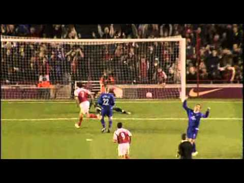 Arsenal 7-0 Everton 2004-05