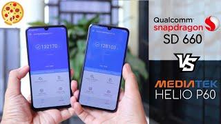 Helio P60 VS Snapdragon 660 - Snapdragon kalah kencang? PvP