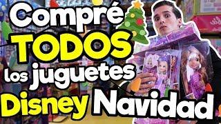 Compre TODOS los juguetes Disney para Navidad (MEGA CONCURSO)/ Memo Aponte