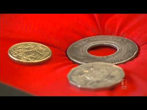 Museum acquires holey dollar