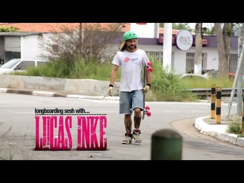 Apex 40 Longboarding with Lucas Inke