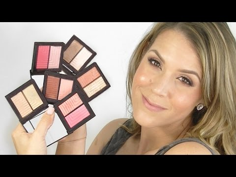 NARS Dual-Intensity Blushes : REVIEW & DEMO of all 6 Palettes