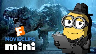 Video clip Movieclips Mini: Jurassic Park – Brian the Minion (2015) Minion Movie HD