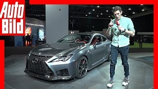 Highlights aus Detroit (NAIAS 2019) Die Stars der NAIAS
