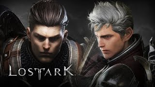 Lost Ark - Male Character Creation - Final CBT - PC - F2P - KR