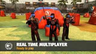 New Paintball Video Game! Download it for free.