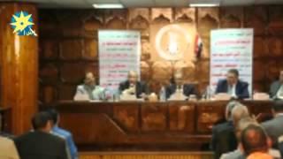 بالفيديو وزير التجارة والصناعة يشهد مؤتمر  أفاق التنمية الصناعية بأسوان