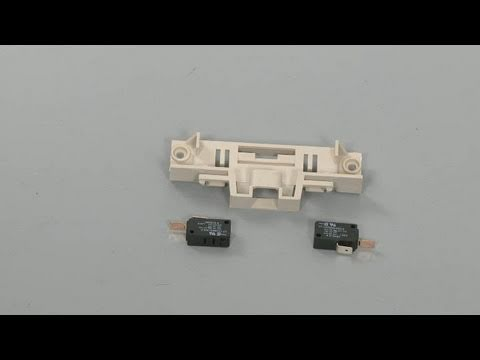 Door Latch Assembly - Maytag Dishwasher