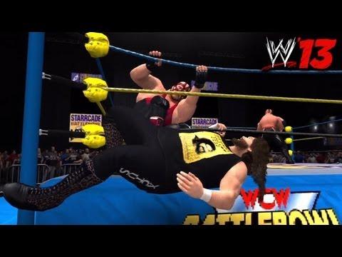 WWE '13 Community Showcase: WCW Battlebowl Arena (PlayStation 3)