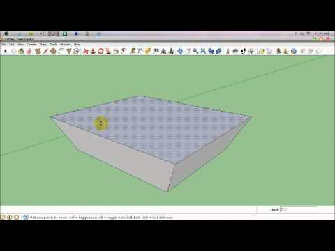 Google Sketchup 8 Tutorial | How To Make & Do Everything!