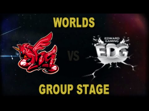 AHQ vs EDG - 2014 World Championship Groups A and B D4G4