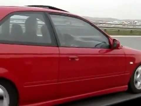 EK4 VTİ vs FN2 TypeR video 2