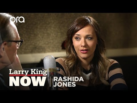 King's Things: Rashida Jones Interview | Larry King Now | Ora TV