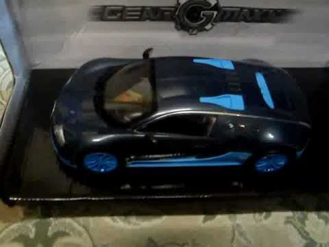 bugatti veyron super sport 1 16 radio control youtube. Black Bedroom Furniture Sets. Home Design Ideas