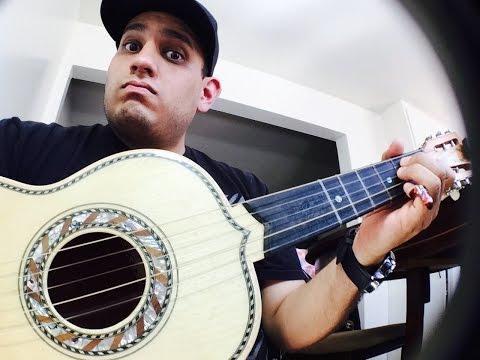 Vihuela (( Solo De El Cascabel )) Mariachi Vargas !! Tutorial !!