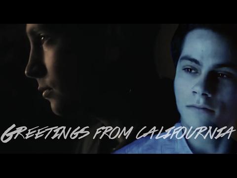 greetings from califournia || multifandom