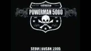 Watch Powerman 5000 Heroes And Villains (Live) video