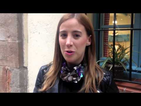 Short Interviews 05. Laia y David