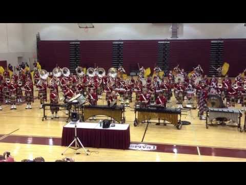 Riverview High School Kiltie Band Sept 6, 2013 #1 Sarasota, FL