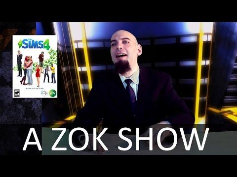 A Zok Show 15 9 14: SIMS 4 League of Legends