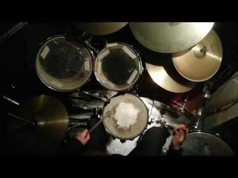Freestyle Drumming Jazz-Rock