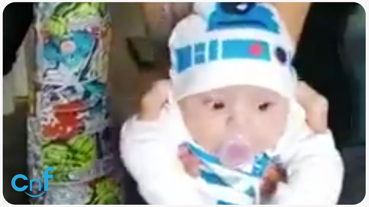 R2d2 Baby Costume Baby in R2D2 Costume  I Am