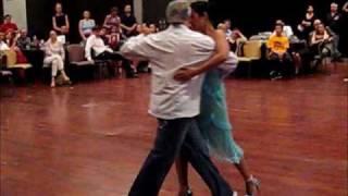 Tango Performance: Homer & Cristina Ladas at ASU in 2011