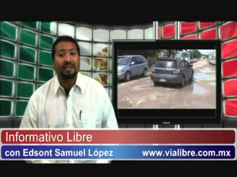 Informativo Libre Nota del día 16-Septiembre-2014 Ciudad del Carmen Campeche