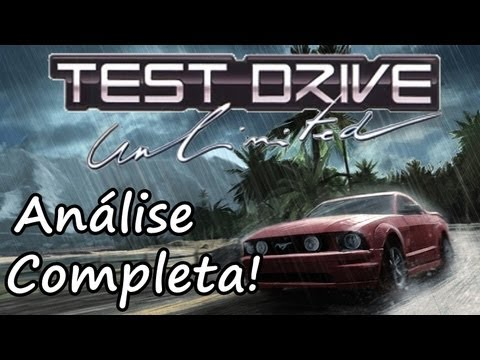 Análise Completa Test Drive Unlimited