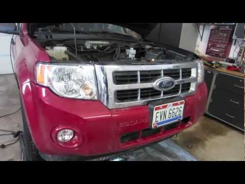 Replacing a blower resistor on 39 08 ford escape how to for 2009 ford escape blower motor replacement