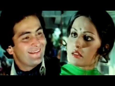 Rishi Kapoor Reena Roy Badaltey Rishtey - Scene 125